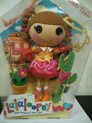$36.79 • Buy 1MGA Lalaloopsy Full-Size Doll 12 Prairie Dusty Trails Southwest With Pet Cactus