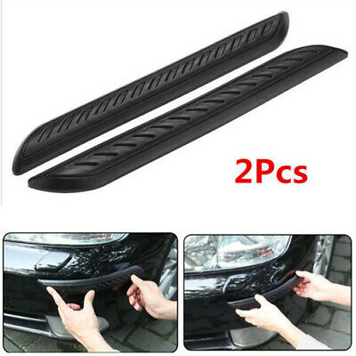 $22.89 • Buy Car Parts Accessories Rubber Corner Bumper Guard Anti-rub Protector Universal
