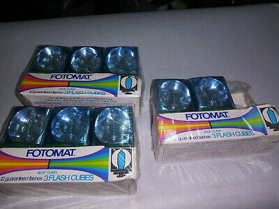 $12 • Buy Fotomat 8 Flash Cubes 32 Flashes