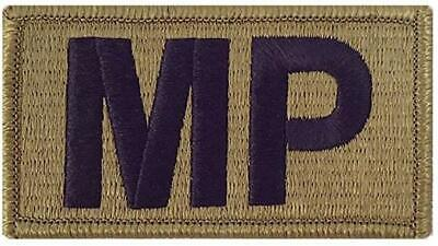 $4.50 • Buy Military Police MP Brassard - OCP Scorpion Patch With Hook Fastener