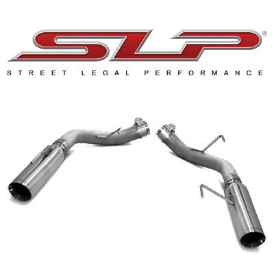 $374.99 • Buy 2005-2010 Mustang GT GT500 LoudMouth Axle Back Exhaust 3.5  Tips SLP M31014