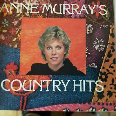 Anne Murray  – Anne Murray's Country Hits (CD)Capitol Records – CDP 7 46487 2  • 3.97$
