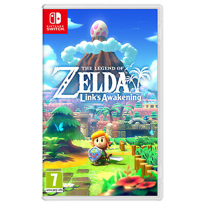The Legend Of Zelda: Link's Awakening - Nintendo Switch • 56.95$