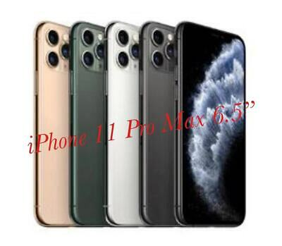 AU4.95 • Buy Clear Plastic Screen Protector For  IPhone 11 Pro MAX 6.5''  IPhone XS MAX 6.5''