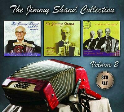 £11.99 • Buy Jimmy Shand - Collection Volume 2 - 3CD