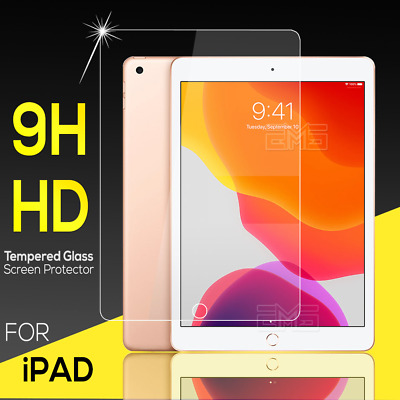 AU8.49 • Buy For Apple IPad Air 2 3 IPad 5th 6th 7th 8th Gen Tempered Glass Screen Protector