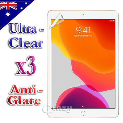 AU8.99 • Buy Clear Anti Glare Matte Screen Protector For Apple IPad 5th 6th 8th 7th Gen Air