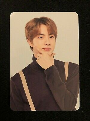 $16.50 • Buy BTS JIN 5th Muster MAGIC SHOP Official Mini Photocard #4