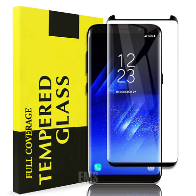 AU4.99 • Buy Samsung Galaxy S10 Note 10 Plus 5G S10e S9 Full Tempered Glass Screen Protector