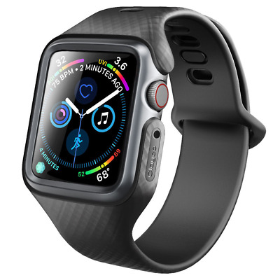 $ CDN19.51 • Buy For Apple Watch 4/3/2/1 Band Case, Clayco Slim Thin Bumper Cover W/ Strap Bands