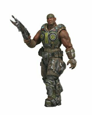 $14.03 • Buy Gears Of War Augustus Cole With Lancer Series Two 3 3/4