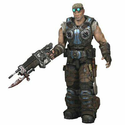 $35.76 • Buy Gears Of War NECA 3 Series 2 Action Figure Damon Baird Lancer, Wrench Screwdr...