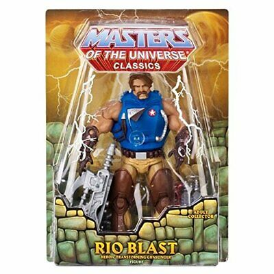 $48.15 • Buy Masters Of The Universe Classics Rio Blast Action Figure Matty