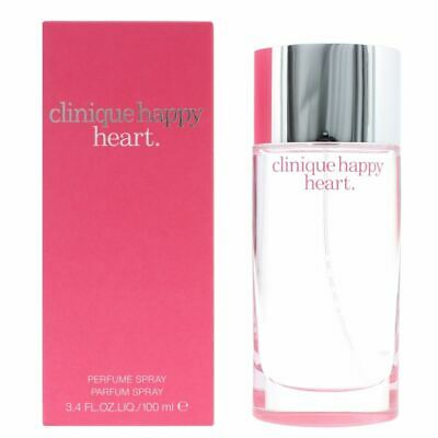 Clinique Happy Heart Perfume Spray 100ml NEW. Women's - For Her • 39.95£