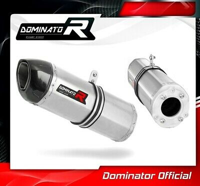 $314.42 • Buy GSXR 600 K4 K5 Exhaust HP1 Carbon Dominator Racing Silencer 2004 2005