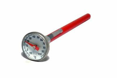 £8.99 • Buy Dial Thermometer  25MM Stainless Steel - Darkroom - Film Processing