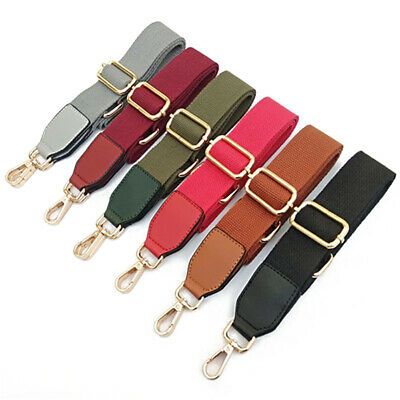 $4.49 • Buy Wide Shoulder Bag Belt Strap Crossbody Adjustable Replacement Handbag Handle NEW
