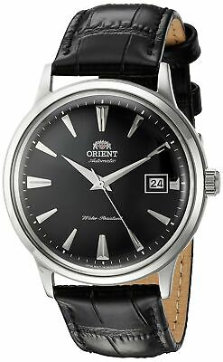 $ CDN136.82 • Buy Orient Men's 2nd G Bambino Automatic Stainless Steel & Leather Watch FAC00004B0