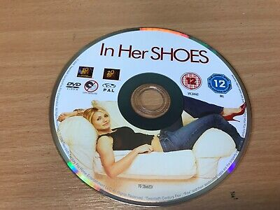 In Her Shoes (DVD, 2006) DISC ONLY • 1.65£