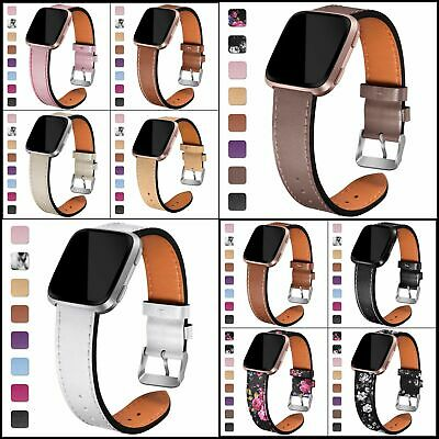 $ CDN16.82 • Buy Fitbit Versa/Versa 2, Versa Lite Edition & Special Edition,Genuine Leather Bands