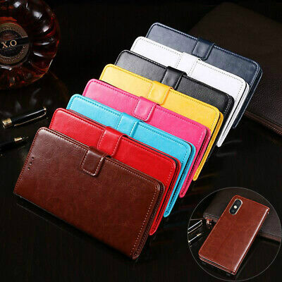 AU7.99 • Buy For IPhone X XS XR XS MAX Wallet Leather Case Flip Card Shockproof Cover