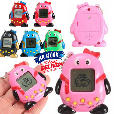 AU8.59 • Buy Party Gift Bag Tamagotchi Toy Connection Cyber Pet Fillers Virtual Keyring