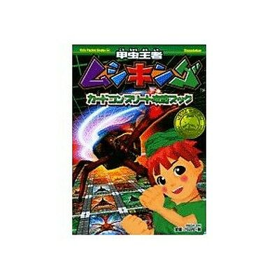 $ CDN23.82 • Buy Mushiking: King Of The Beetles Card Complete Strategy Book Kids Pocket Book
