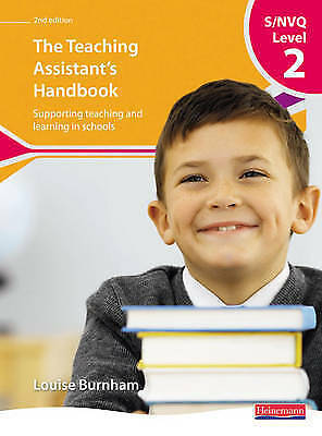 £12 • Buy S/NVQ Level 2 Teaching Assistant's Handbook, By Pearson Education