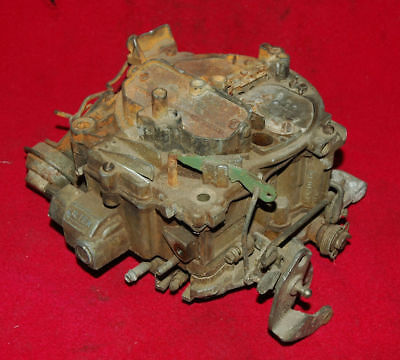 $ CDN424.54 • Buy 1974 7044210 Rochester Q-jet Carbs Corvette  L82 At Dated 3203 Needs Restoration