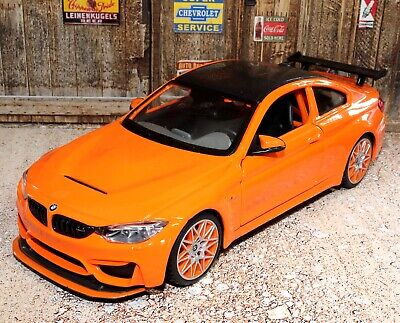 £24.99 • Buy BMW M4 GTS 1:24 Scale Die-cast Metal Model Toy Car Maisto Special Edition Age 3+