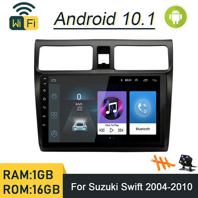 AU206.05 • Buy Android 10.1 Car DVD Player GPS Navi WIFI Ridao Stereo For Suzuki Swift 2004-10