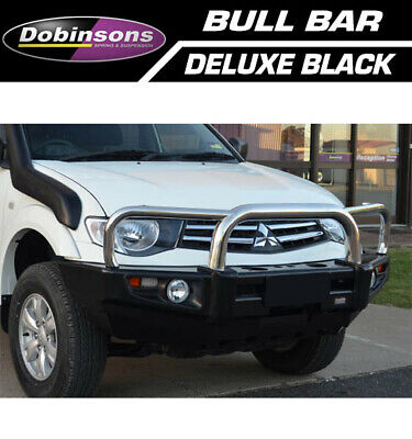 AU1814.99 • Buy Dobinson Stainless Loop Deluxe Bull Bar To Suit Triton MN 09/2009 - 2015