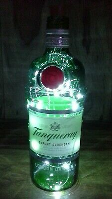 Tanqueray Gin Bottle Light  • 5£