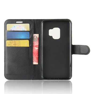$ CDN8.10 • Buy For Samsung Galaxy S8 S9 S10 Plus S10E Wallet Leather Cardholder Flip Case Cover