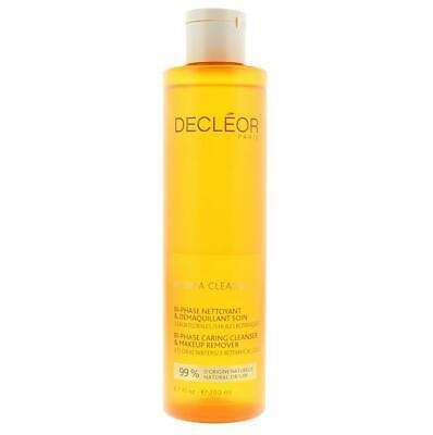 Decleor Aroma Cleanse Bi-Phase Caring Cleanser & Makeup Remover 200ml • 23.95£