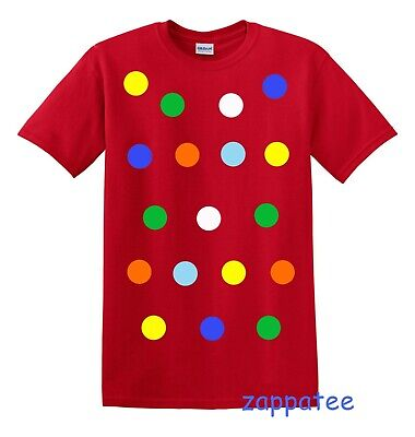£7.20 • Buy Children 's Spotty Dotty T Shirt In Ages 1-15 Need A Tee With Coloured Spots