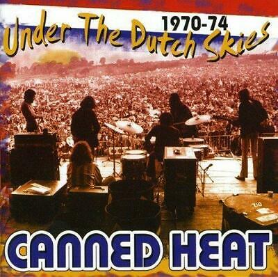 £19.99 • Buy CANNED HEAT - UNDER THE DUTCH SKIES 1970-74 2CDs (NEW & SEALED) #5030820048185