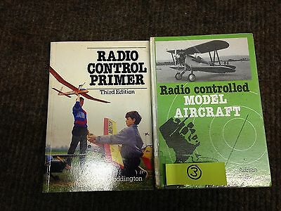 RC Radio Controlled Aircraft Aeroplane Selection Of Books Lot 3 Used • 9£