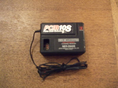 RC Radio Controlled Aircraft Aeroplane JR PCM10S Dual Conversion Receiver Used • 18£