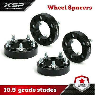 $72.99 • Buy (4) 1  Wheel Spacers 5x114.3 To 5x4.5 For Jeep Wrangler TJ YJ XJ KJ KK ZJ MJ