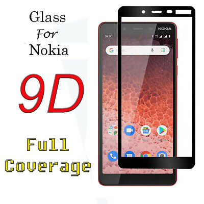 AU5.34 • Buy For Nokia 1 Plus Nokia 1.3 3.4 3.2 4.2 7.1 8.3 Tempered Glasess Screen Protector
