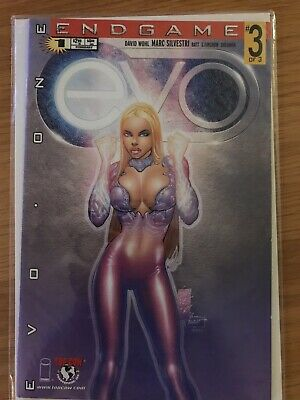Evo #1 (2003) 1st Printing Bagged & Boarded Top Cow Comics • 1.99£