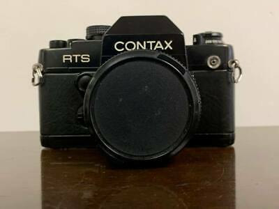 $ CDN624.90 • Buy Contax RTS With Carl Zeiss Plannar 1.4/50 Lens