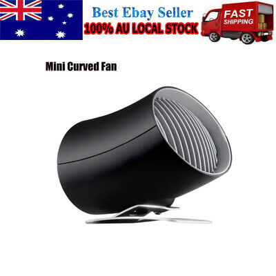 AU19.99 • Buy Portable USB Cooling Rotatable Desk Fan MINI Ultra Quiet Touch Control Summer