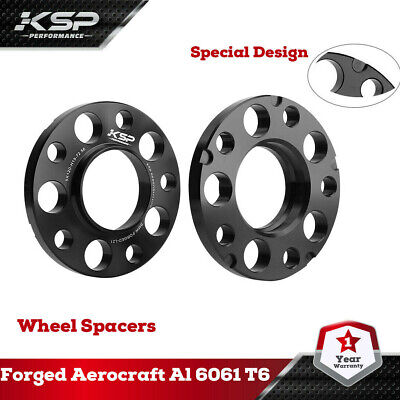 $33.99 • Buy 2x15mm 5x120mm 72.56CB Hubcentric Forged Wheel Spacer For BMW 318i 323i E46 M3