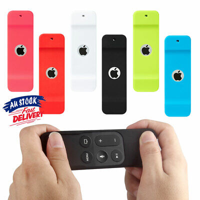 AU6.95 • Buy Remote Protective Controller Cover Compatible With Apple TV 4th Silicone Case