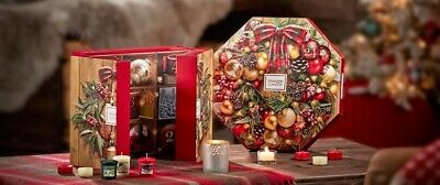 Yankee Candle Large Jar Scented Candle Christmas Gift Sets Advent Calendar 2020 • 21.49£
