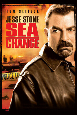Jesse Stone - Sea Change DVD | (Tom Selleck) (2007) • 8.95£