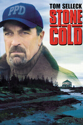 Stone Cold DVD | (Tom Selleck) • 9.95£