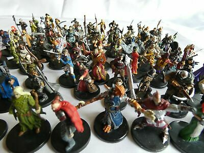 AU24.99 • Buy Random Heroes & NPCs New Dungeons And Dragons Official Prepainted Minis - Bulk
